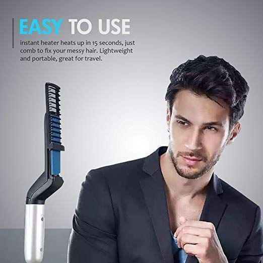 beard taming brush