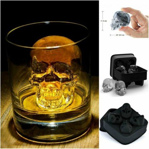 chillers-x2122-skull-ice-cubes