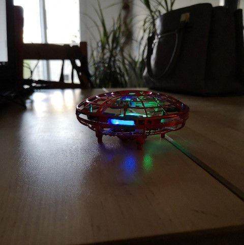 User review ufo drone