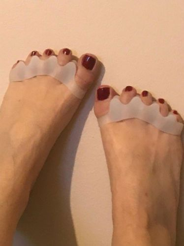 Silicone hammer toe corrector customer review