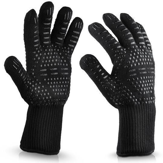 fireproof camping gloves