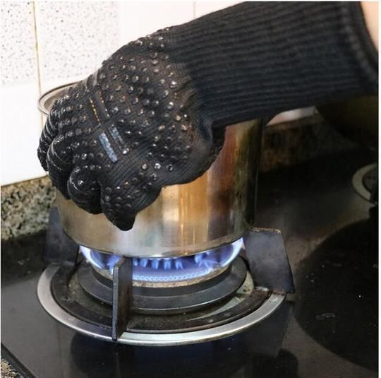 cut and fireproof gloves