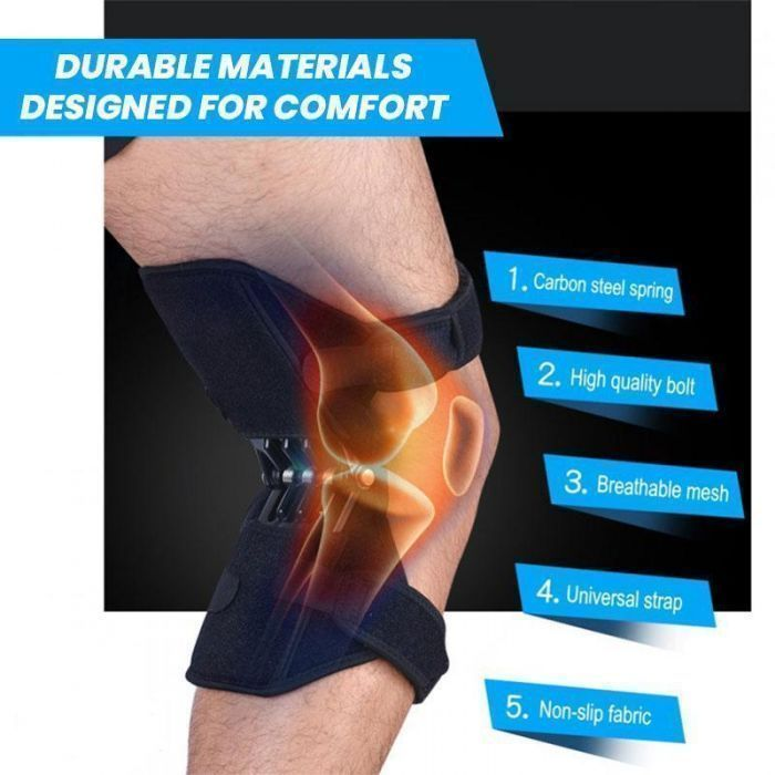 How the Knee Booster works