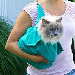 Handy Cat Carrier Pouch